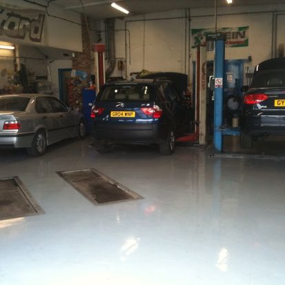 BMW Car Specialists in Haywards Heath